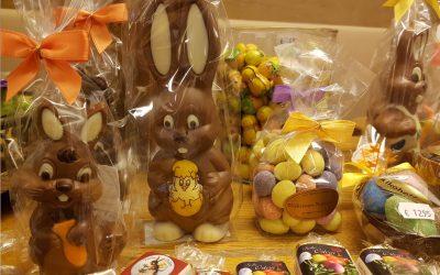 Besonderes zu Ostern